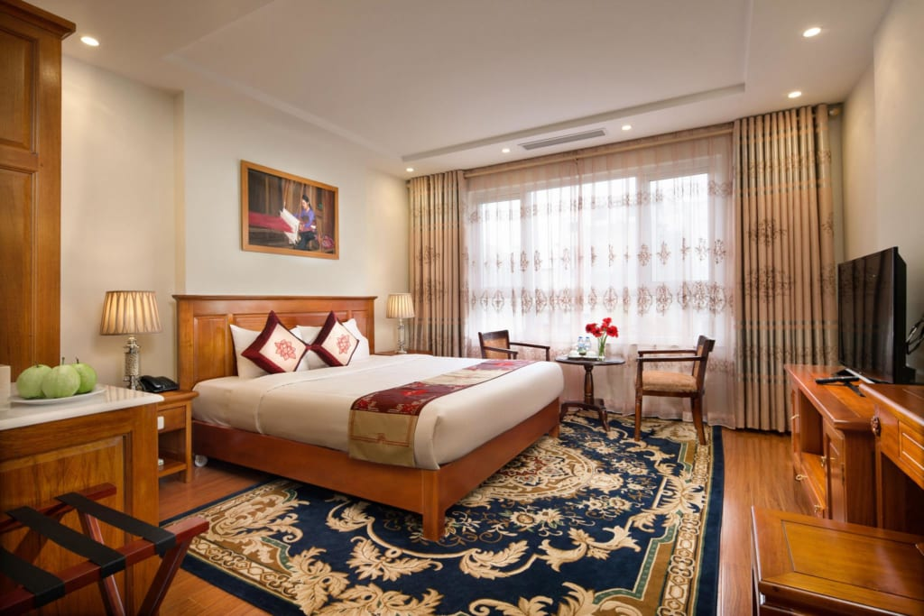 Silk Queen Hotel - best hotels in hanoi quarter