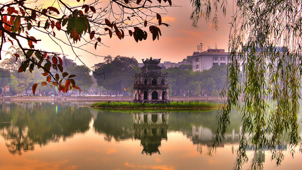 ha noi best places to visit Vietnam in January