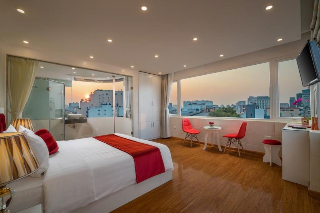 best hotels in hanoi old quarter