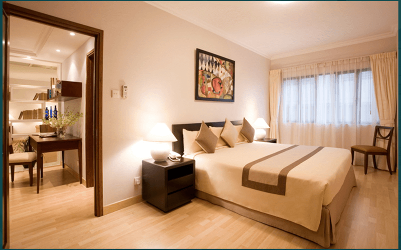best hotels in Ho Chi Minh city district 1