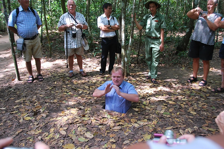 cu chi tunel 14 days tours