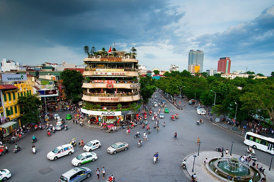Ha noi in 14 day tours