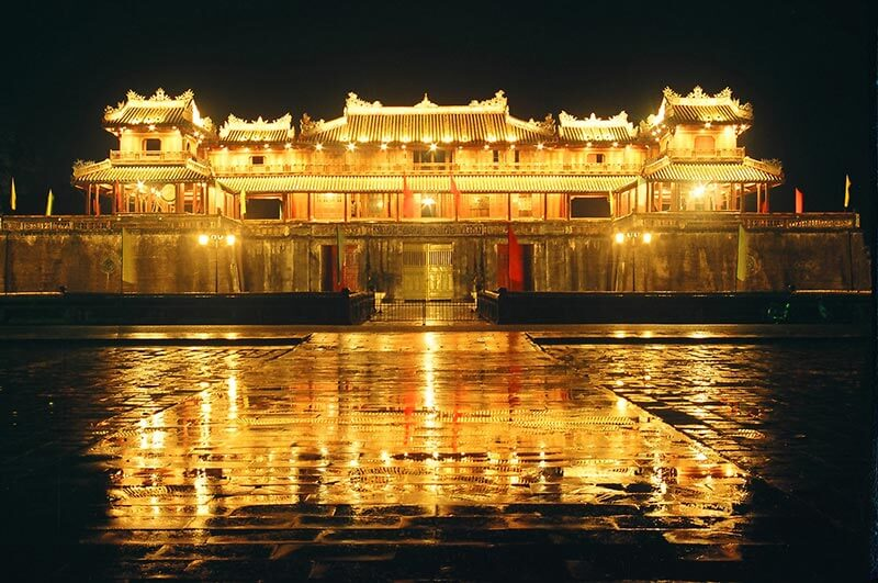 hue imperial city guide