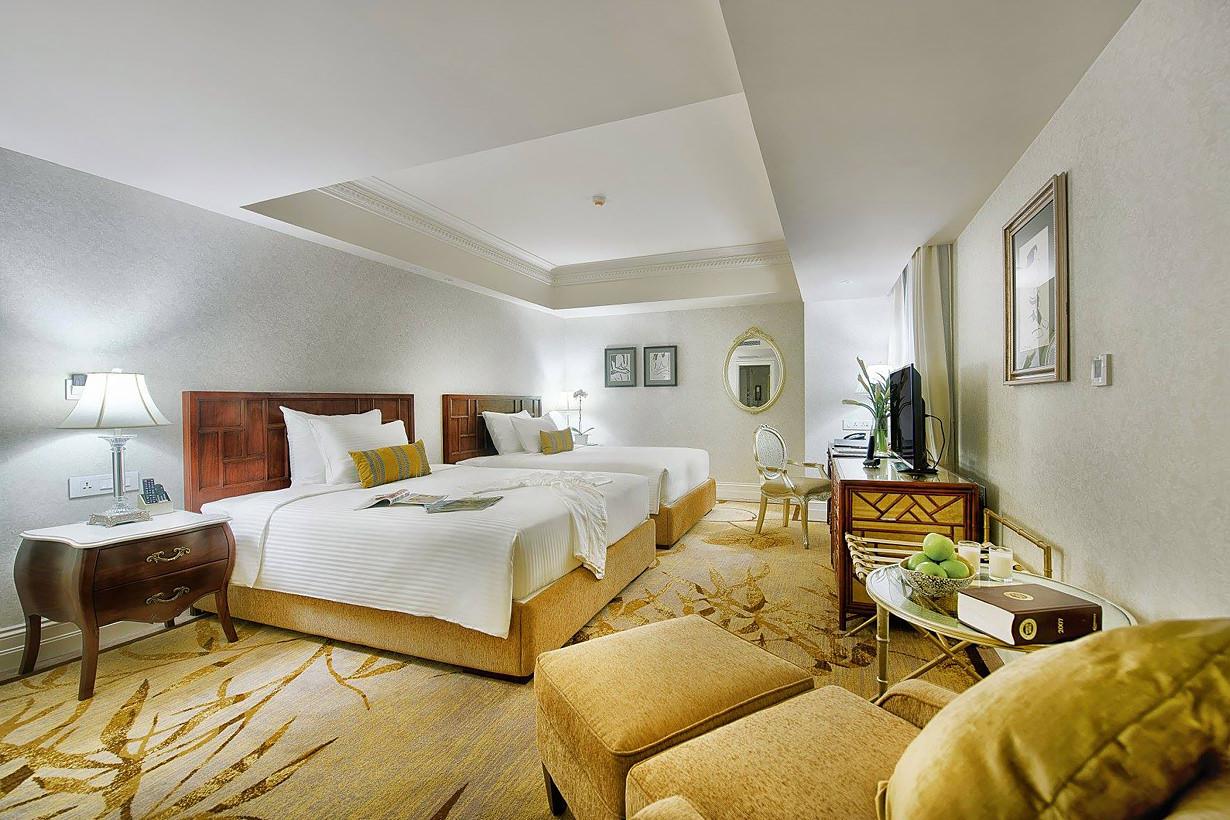 best hotels in hanoi quarter