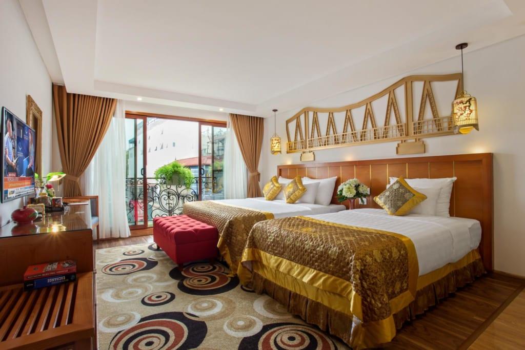 Hanoi Golden Holiday Hotel - best hotels in hanoi quarter