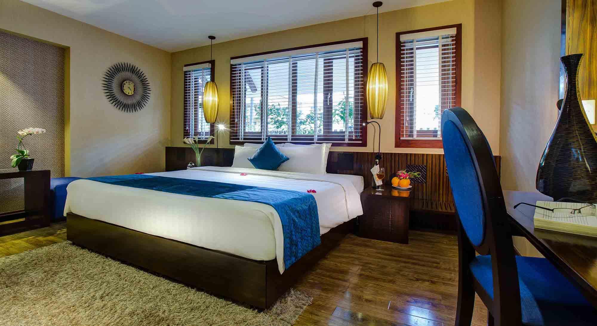 Oriental Suites Hotel - best hotel in hanoi old quarter
