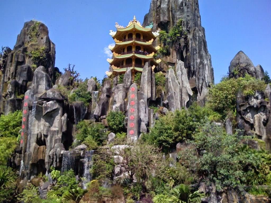 marble mountain in da nang