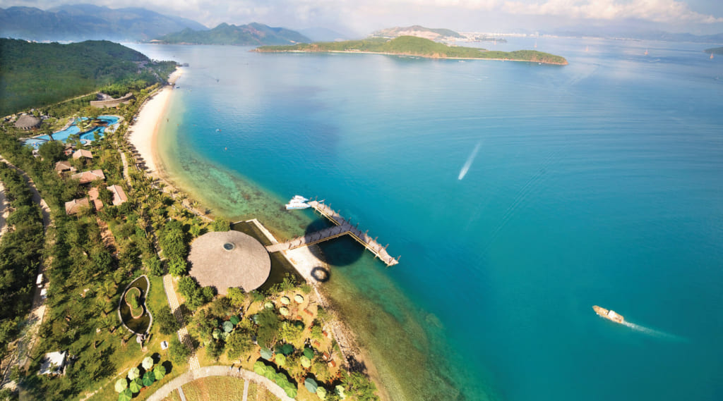 nha trang - best places to visit Vietnam in January