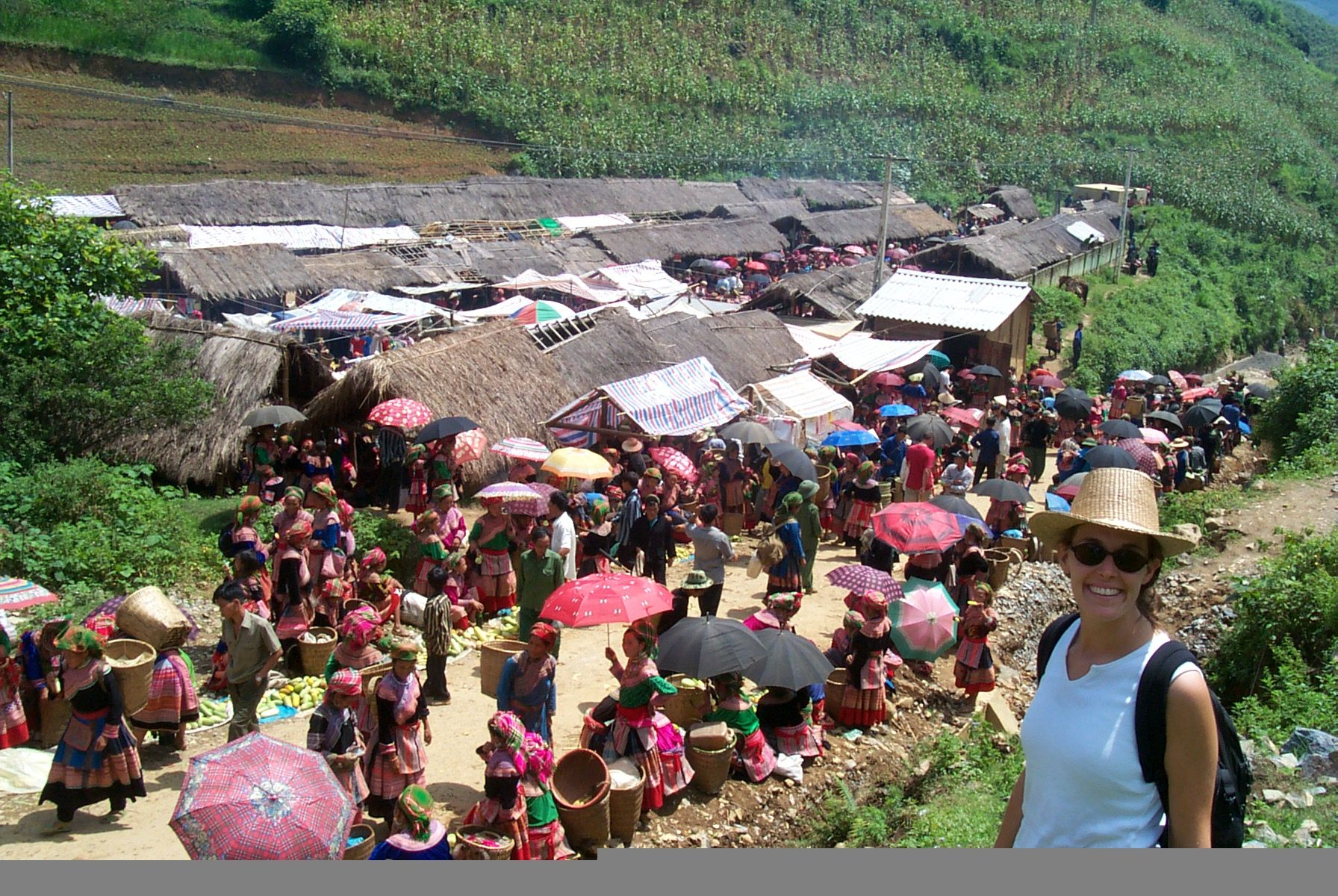 Discover unique Sapa market- The soul of Northwestern mountains